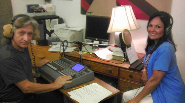 camille nighthorse and bill woody record kwlp imaging 082015