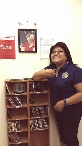 Wanda J Volunteer of the Month