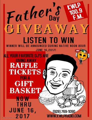 fathers day giveaway flyer june 16.2017